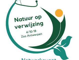 4 oktober 2018: Natuur op Verwijzing. Antwerpen - LICHT op GROEN