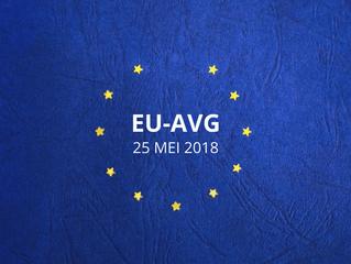 25 mei 2018 - Nieuwe Privacyregels