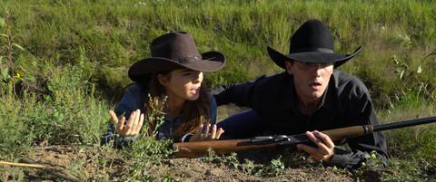 Peace River Movie Production Still