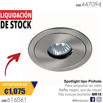 Spotlight PINHOLE