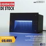 Luminaria LED AZUL