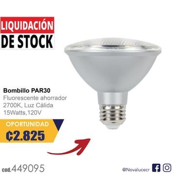 Bombillo PAR30