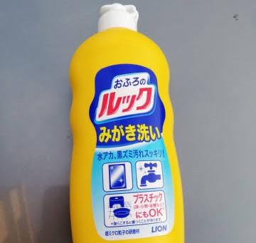 ネットで話題のお風呂掃除用品を試してみる