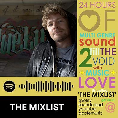 The mixlist
