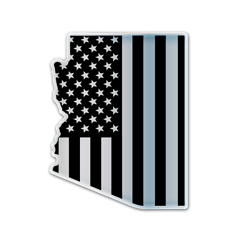 Patriot 48 - Domed Decal
