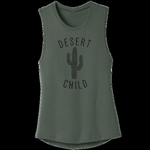 Desert Child - Women's Muscle Tank