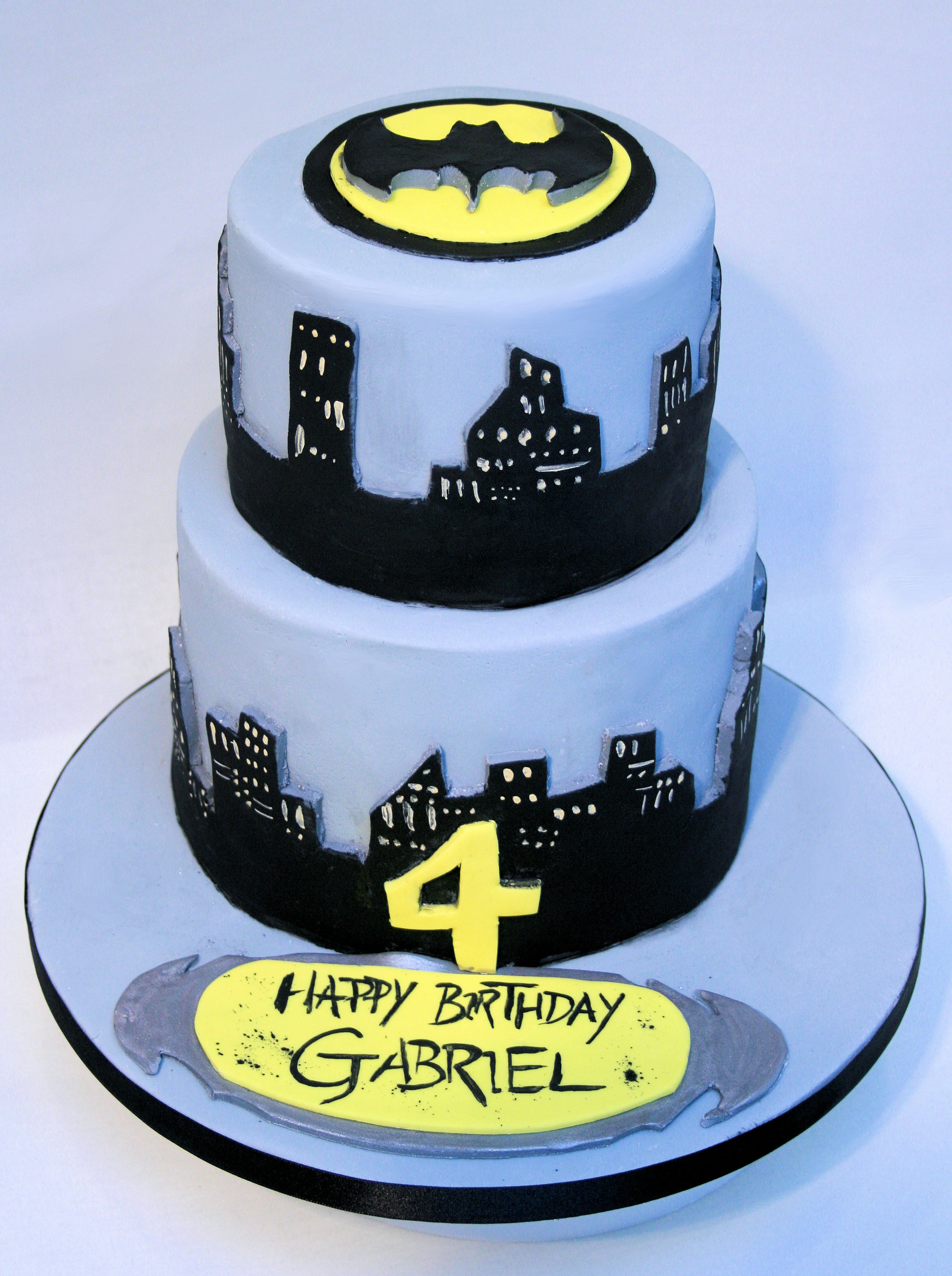 Batman Superhero two tier