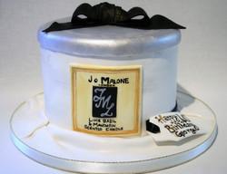 Jo Malone Candle Birthday Cake