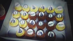 007 Cupcakes