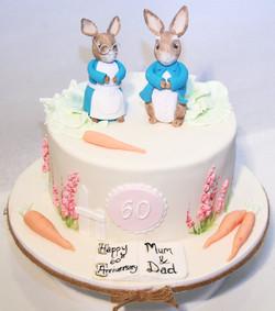 beatirx potter cake