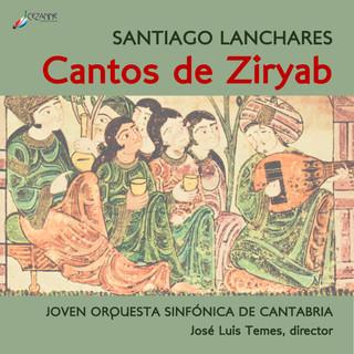 CZ051 Santiago Lanchares - Cantos de Ziryab