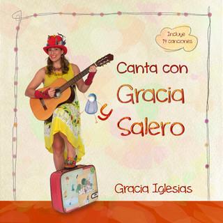CZ076 Gracia Iglesias - Canta con Gracia y Salero