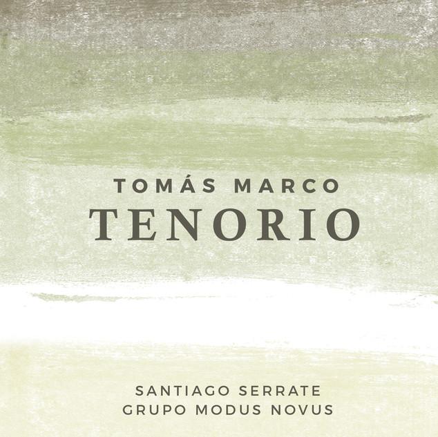 CZ052 Tomás Marco - Tenorio