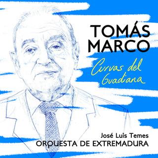 CZ082 Tomás Marco - Curvas del Guadiana