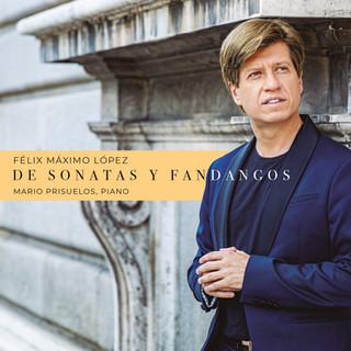 CZ089 Mario Prisuelos - Félix Máximo López. De Sonatas y Fandangos