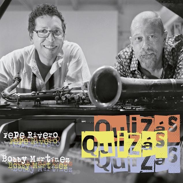 CZ034 Pepe Rivero & Bobby Martínez - Quizás, Quizás, Quizás