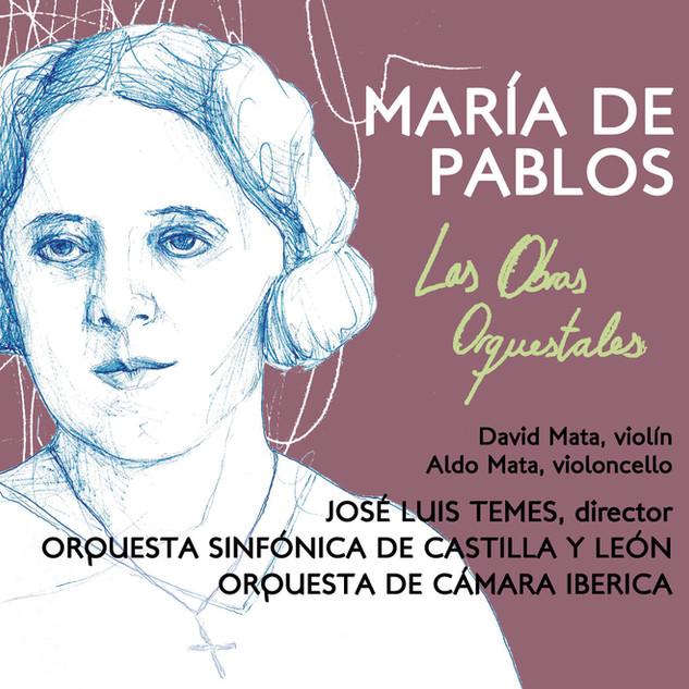 María de Pablos - Las Obras Orquestales