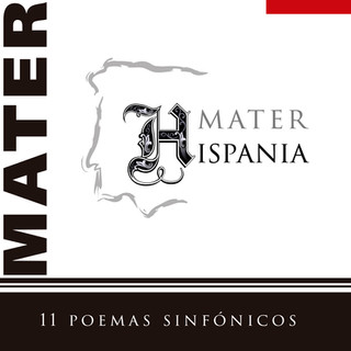 CZ040 Mater Hispania - 11 poemas Sinfónicos