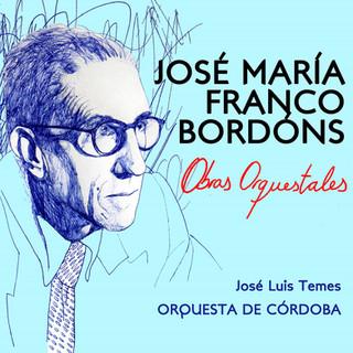 CZ060 José María Franco Bordóns - Obras Orquestales