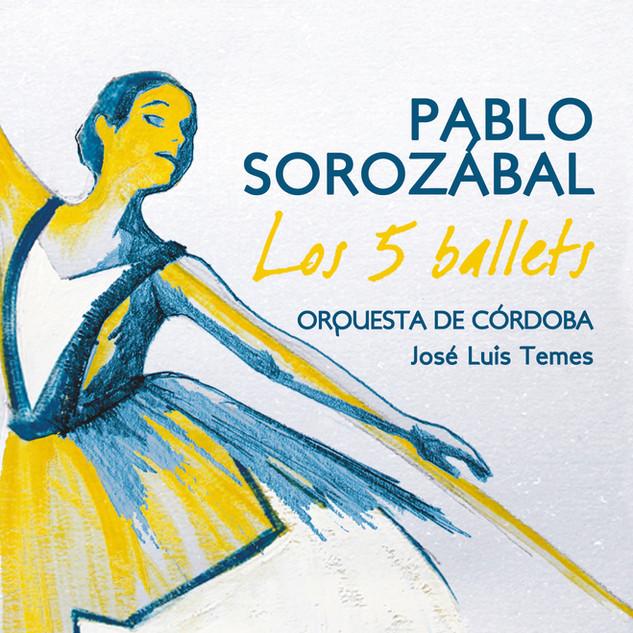 CZ045 Pablo Sorozábal - Los 5 Ballets