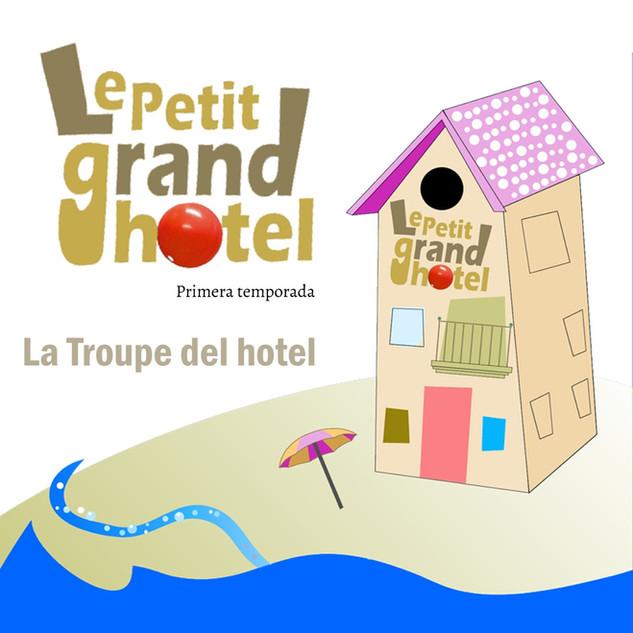 CZ079 Le Petit Grand Hotel