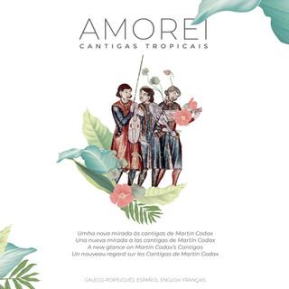 CZ064 AMOREI - Cantigas Tropicais