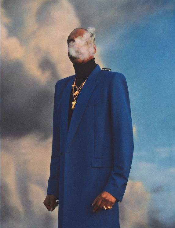 Snoop Dogg GQ Style Germany