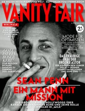 VANITY FAIR COVER STORY