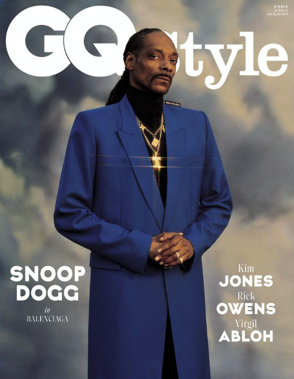 Snoop GQ Style Cover  / photographer Jul