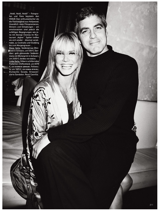 Berlinale with Heidi Klum