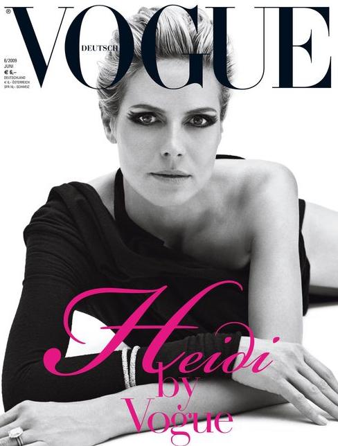 Heidi Klum VOGUE Special
