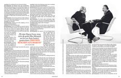 Ann Roth + Joel Schumacher