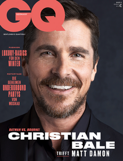 Cover story Matt Damon + Christian Bale GQeen Shot 2021-02-04 at 7.49.56 PM
