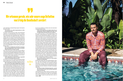Pedro Pascal GQ / Interview and shoot in