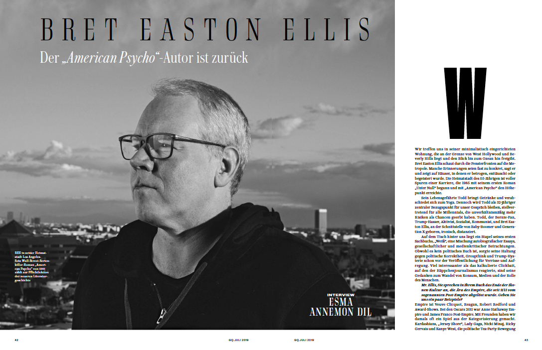 Brad Easton Ellis