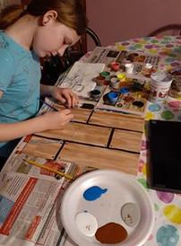 .Virtual Paint Party