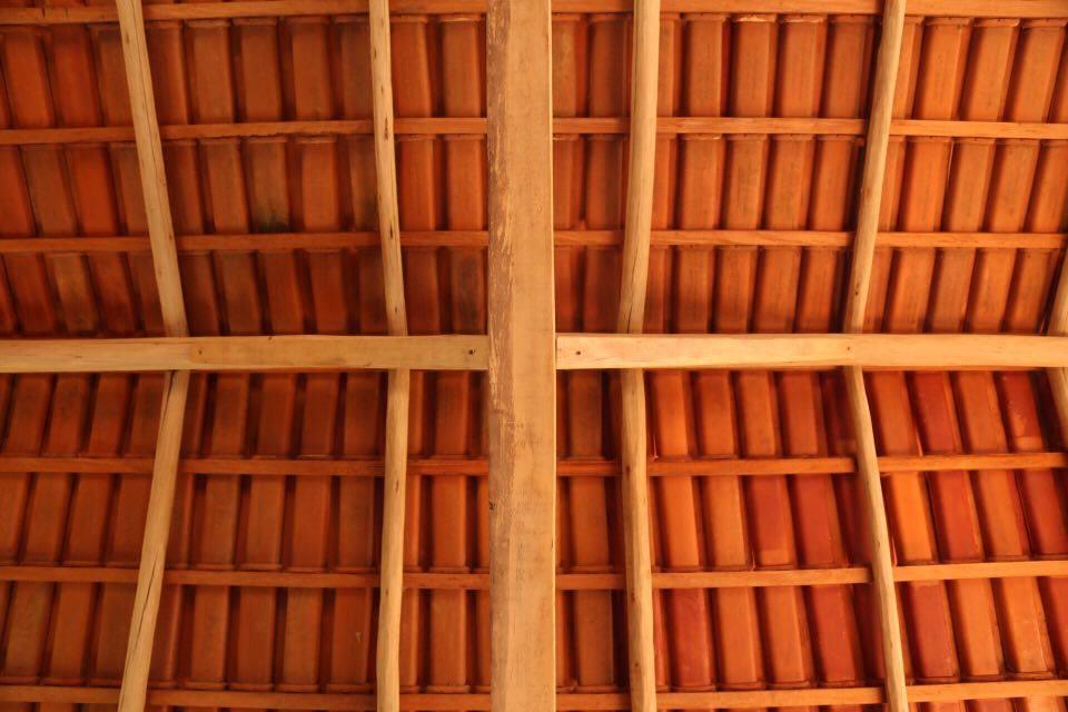 detalhe telhado