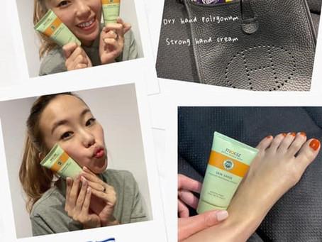 妹妹的日常Leanne Chu:抗疫必備修護手霜