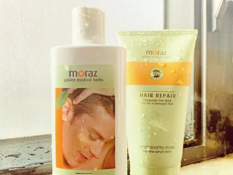 麗塔·媽媽:香味勁好聞又超舒服嘅Moraz草本洗護系列