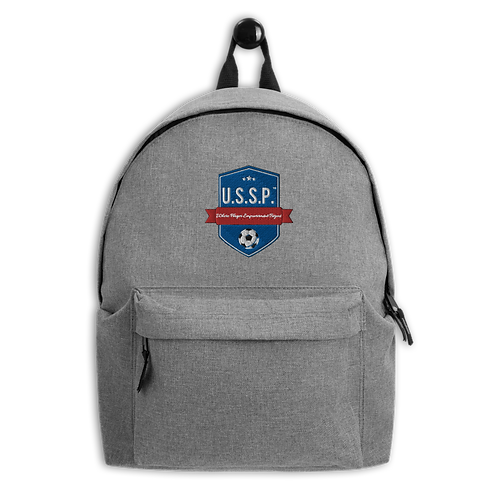 U.S.S.P. School Backpack