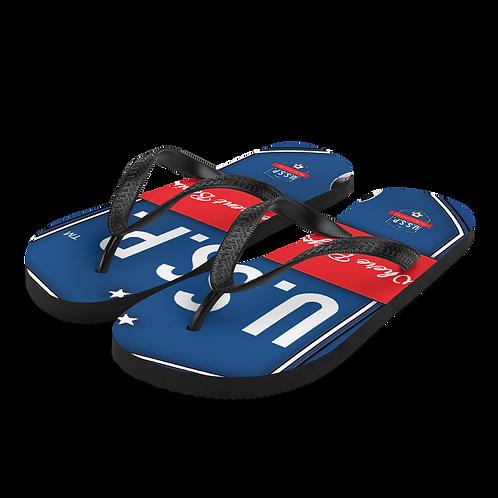 U.S.S.P. Flip-Flops