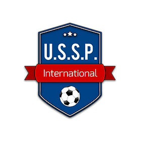 U.S.S.P. International Logo by Jarsi Iba
