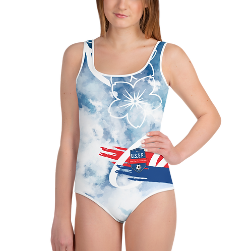 "U.S.S.P. ""I'm the Future"" Youth Swimsuit"