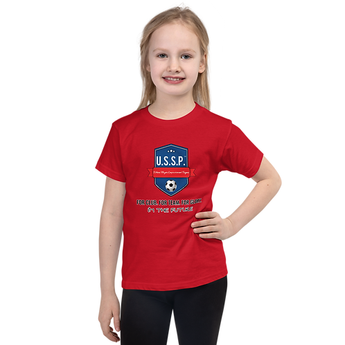"U.S.S.P. ""I'm the Future"" kids t-shirt"