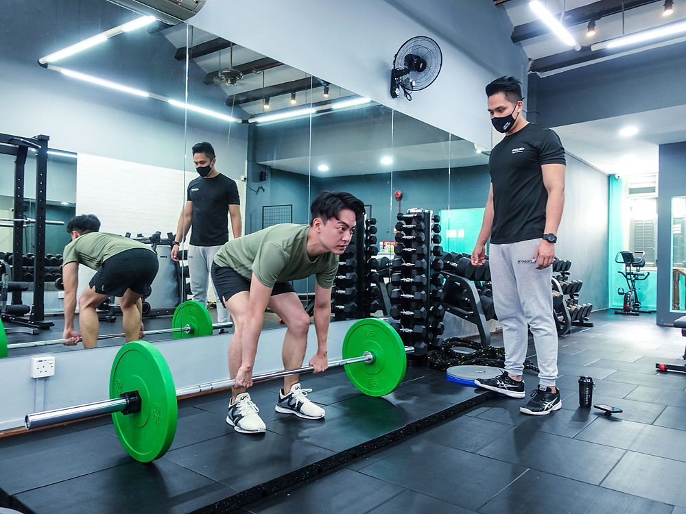Choose a good personal trainer