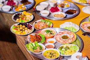 מאלי וילף - אוכל תאילנדי