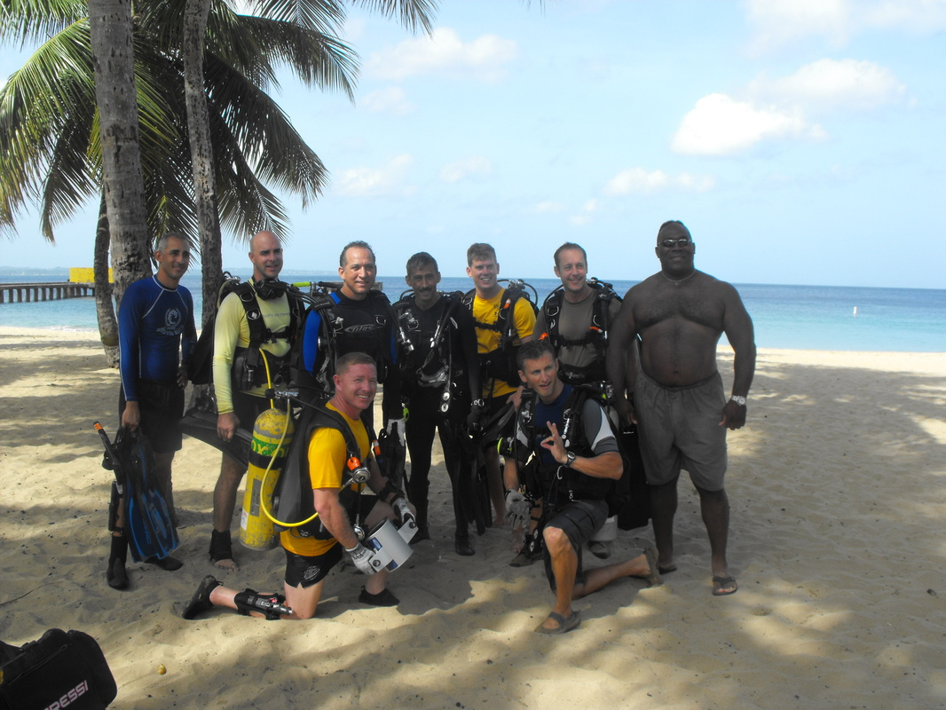 Learn Scuba Diving in Panama City