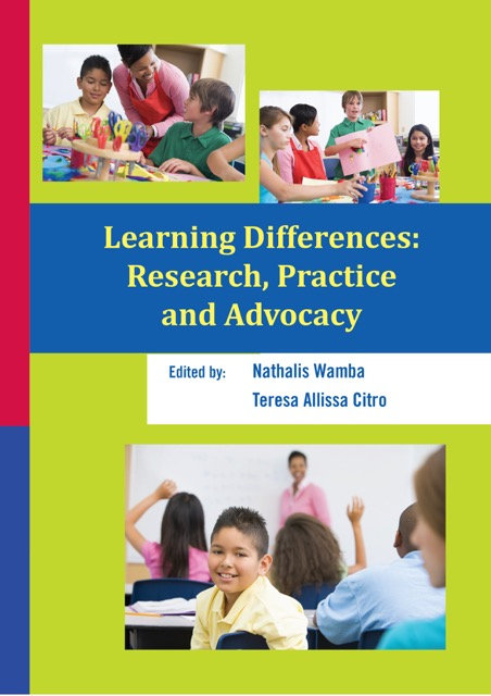 Learning Differences: Research, Practice and Advocacy