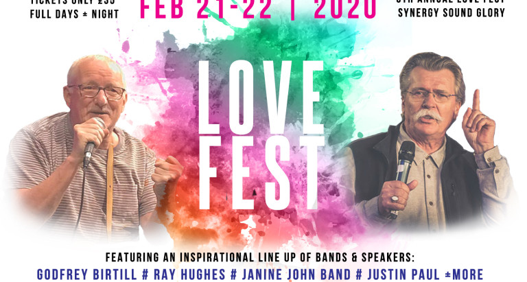 LOVEFEST registration now live