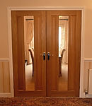 Interior Doors with glass